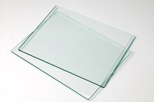 Picture of GLASS PLATE 2.5 mm 4 x 4 Inches