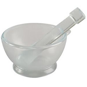Picture of Samit Mortar & Pestle Glass