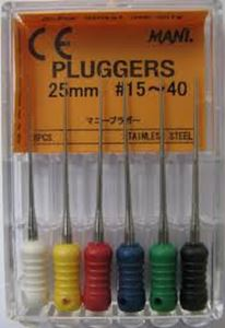 Picture of Mani Pluggers 45 -80 21 mm