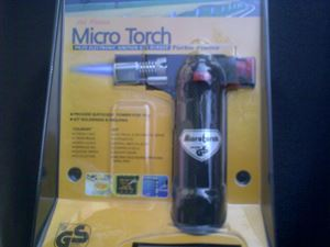 Picture of Gas Torch Imported