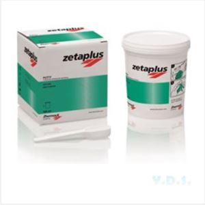 Picture of Zhermack Zetaplus L Putty Kit