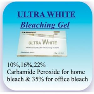 Picture of Ammdent Ultra White Bleaching Gel