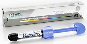 Picture of Meta Composite Syringe 4 gm A2 Nexcomp