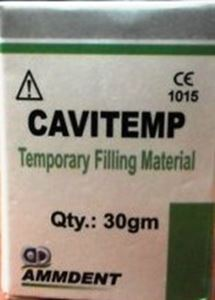 Picture of Ammdent Cavitemp Temporary filling Material