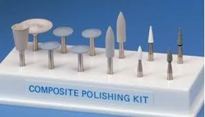 Picture of Shofu Composite Polishing Kit Contra