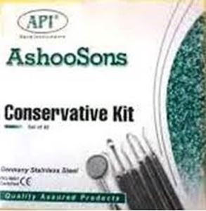 Picture of Combo Offers Marathon Micro Motor, API B Jaw Set, API Conservative Kit 20 Instruments