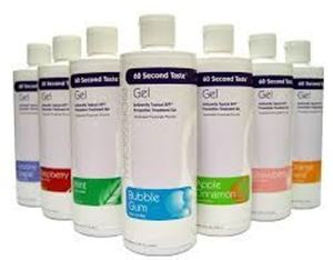 Picture of Pascal 60 Second APF Fluoride Gel - Chocolate, Vanilla, Strawberry, Mint