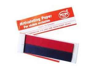 Picture of MDM ARTICULATING PAPER 20 STRIPS