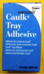 Picture of Dentsply Caulk Tray Adhesive