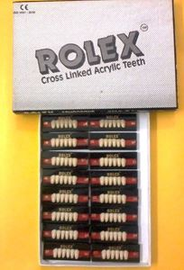 Picture of Rolex Acrylic Teeth Set of 6 Lower