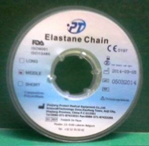 Picture of Orthodontic Elastic Chain