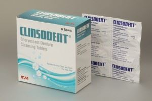 Picture of ICPA Clinsodent Tablet