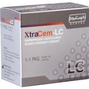 Picture of Medicept Xtracem Light Cure Glass Ionomer Restorative Cement
