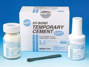 Picture of Shofu Hy-Bond Polycarboxylate Temporary Cement