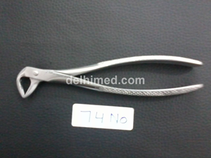 Picture of API EXTRACTION FORCEP 74 No