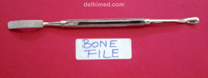 Picture of API Bone File Miller