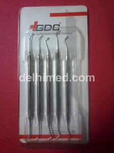 Picture of GDC PKT INSTRUMENTS SET OF 5 PCS PKTS5