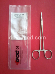 Picture of GDC NEEDLE HOLDER MAYO HEGAR 16CM STRAIGHT