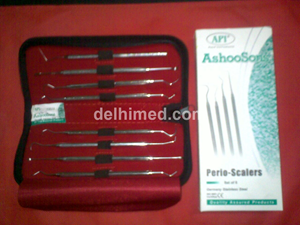 Picture of API PERIO SCALERS KIT SET OF 8