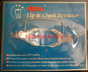 Picture of Capri Ortho Lip & Cheek Retractors With Flexible wire assembly Adult