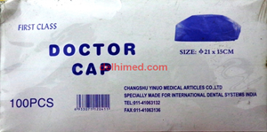 Picture of DISPOSABLE CAP