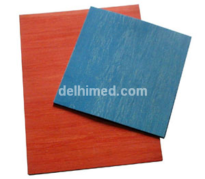 Picture of Delhimed Rubber Sheet / Mackintosh Sheet 25 cm x 25 cm