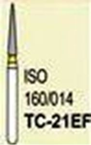 Picture of Bur TC-21EF (Diamond Bur)