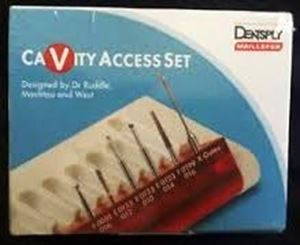 Picture of Cavity Access Set Dentsply