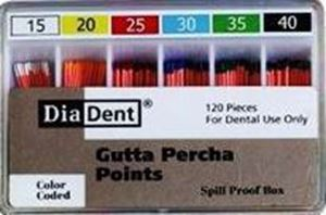 Picture of Diadent GP Point .02 120 No