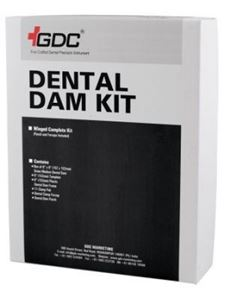Picture of GDC RUBBER DAM KIT PEEDO DDKP