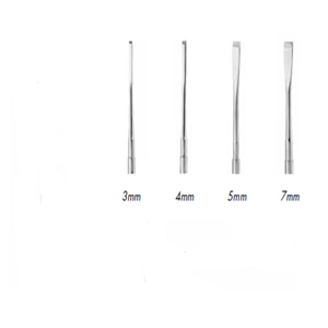 Picture of API BONE CHISELS