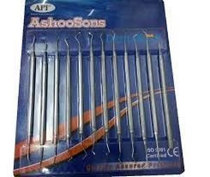 Picture of API CONSERVATIVE INSTRUMENTS KIT SET OF 12 BLISTER PACK