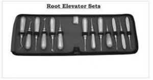 Picture of API ELEVATORS KIT SET OF 13 WITH WARWICK JAMES