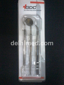 Picture of GDC PMT SET WITH DOUBLE ENDED PROBE PMTS4