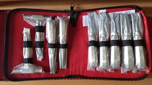 Picture of GDC Root Elevators Set of 9 in Pouch STANDARD RESP9